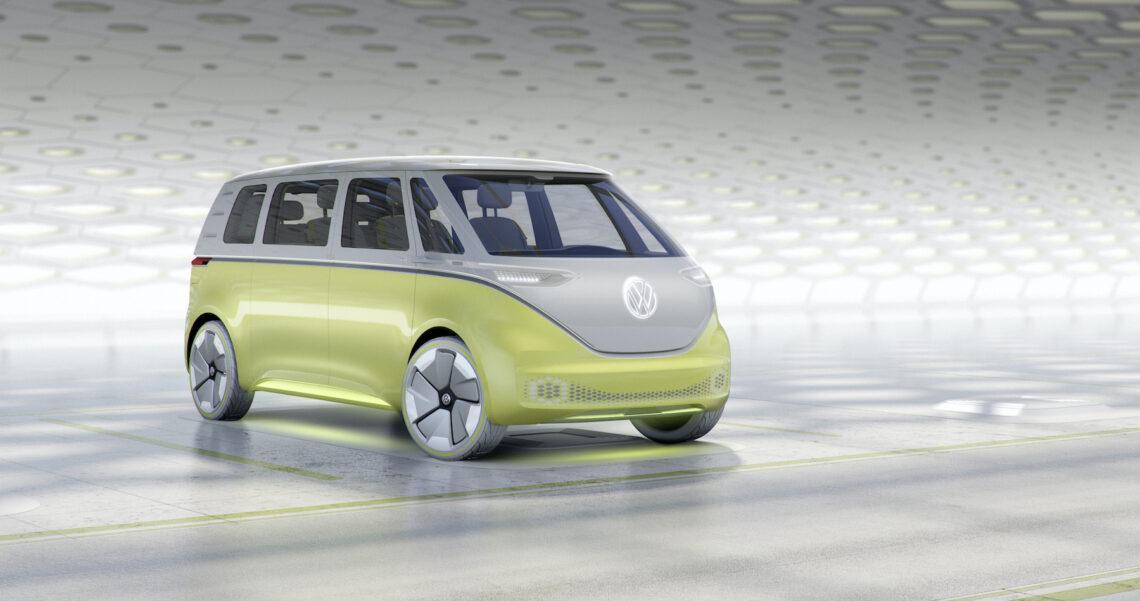 VW: ID Buzz wird in Katar zum Fussball-WM-Shuttle