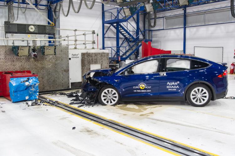 Sicherheit Elektro-Autos