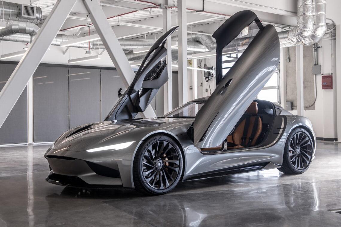 Karma SC2 Concept – Stromschlag mit 1'088 PS und 14'000 Nm Drehmoment