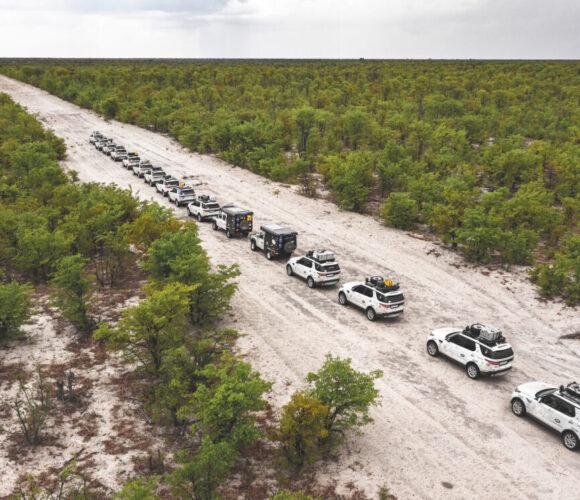 Land Rover Experience Tour Kavango-Zambesi 2019