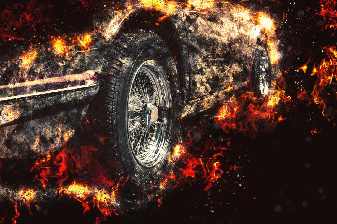 Brandgefährlich? Über die Sicherheit von Elektro-Autos