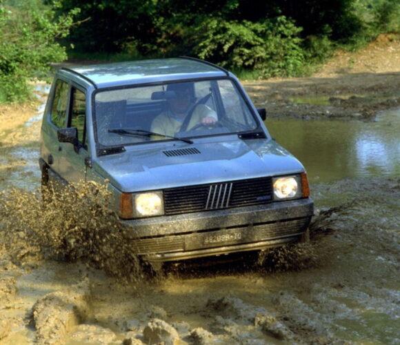 40 Jahre Fiat Panda – Wie wenig Auto braucht der Mensch?