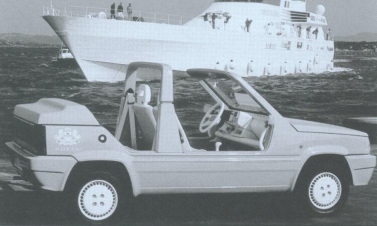 Fiat Panda Destriero Prototyp