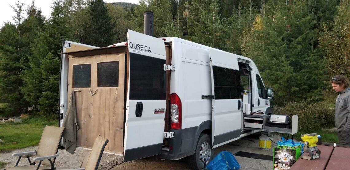 Fiat Ducato Sauna