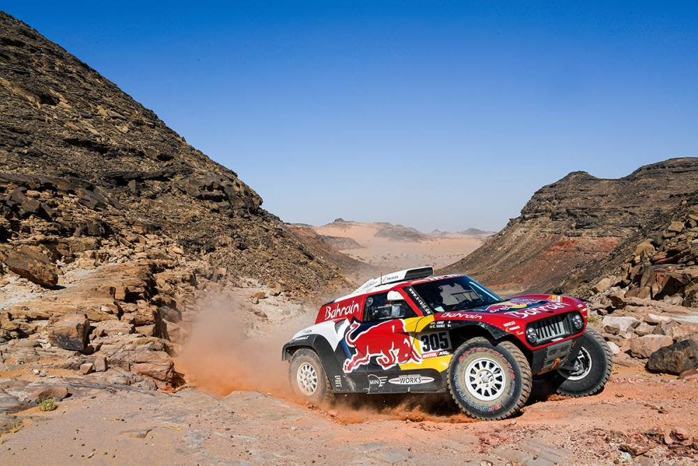 Kategorie Auto Rallye Dakar 2020