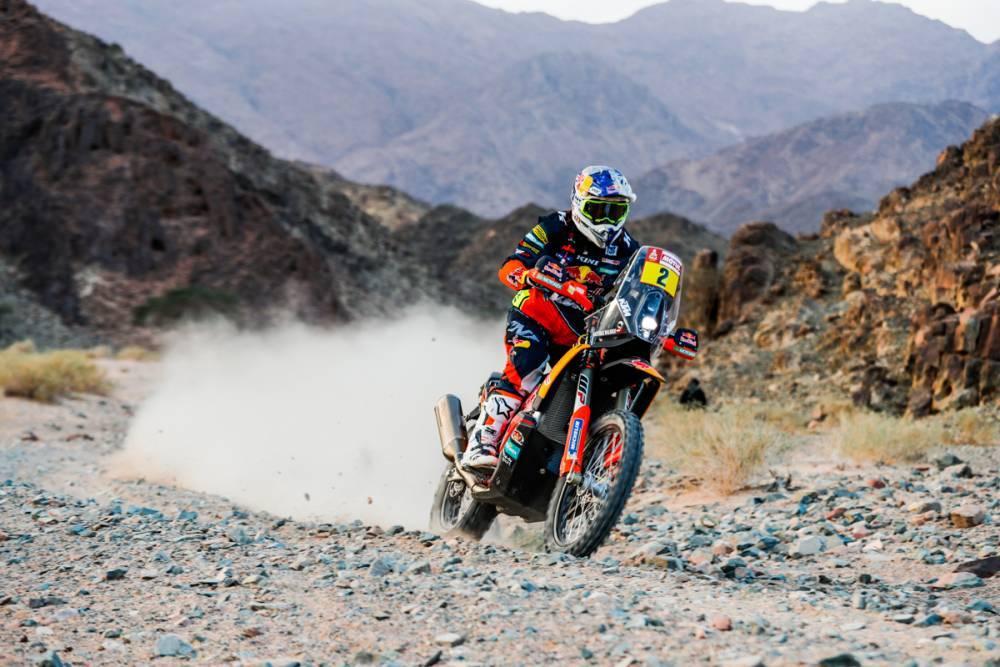 Kategorie Motorrad Rallye Dakar 2020