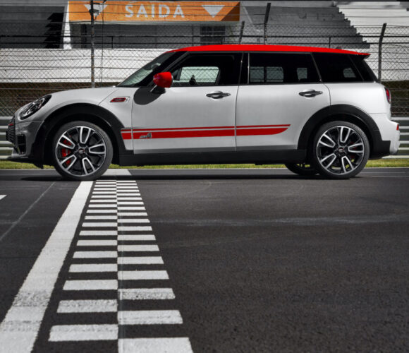 From England with Love: Mini John Cooper Works Clubman