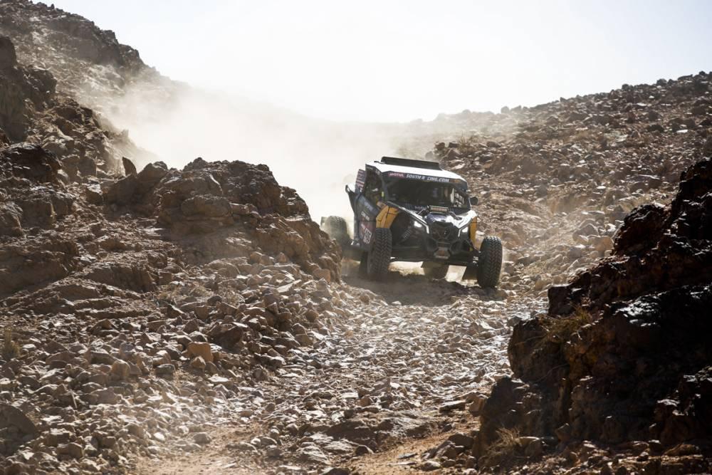 Kategorie SSV Rallye Dakar 2020