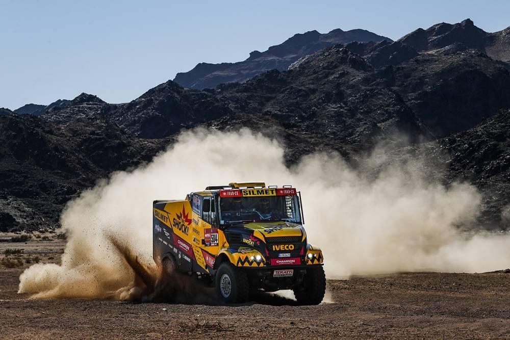 Kategorie Truck Rallye Dakar 2020