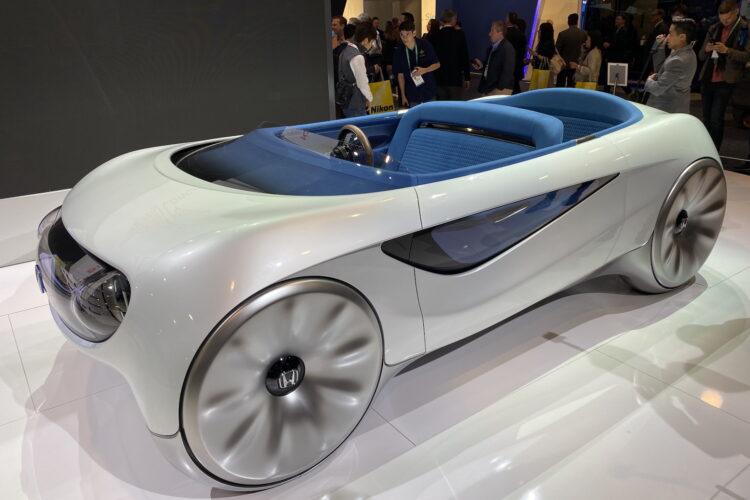 Honda CES 2020