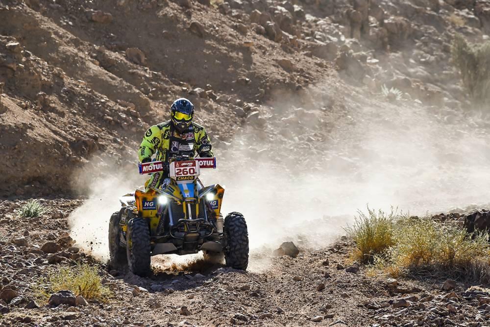 Kategorie Quad Rallye Dakar 2020