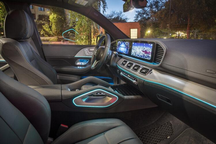 Mercedes-Benz GLE 300d 4Matic