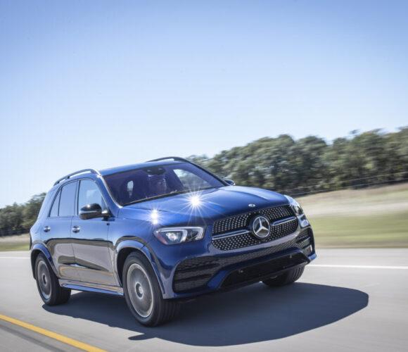 Der neue Mercedes-Benz GLE, San Antonio 2018The new Mercedes-Benz GLE, San Antonio 2018