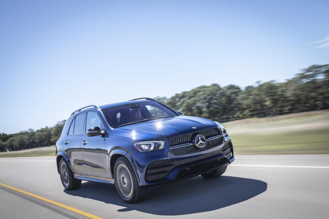 Fahrbericht Mercedes-Benz GLE 300d 4Matic – Reicht der kleine Diesel im grossen SUV?