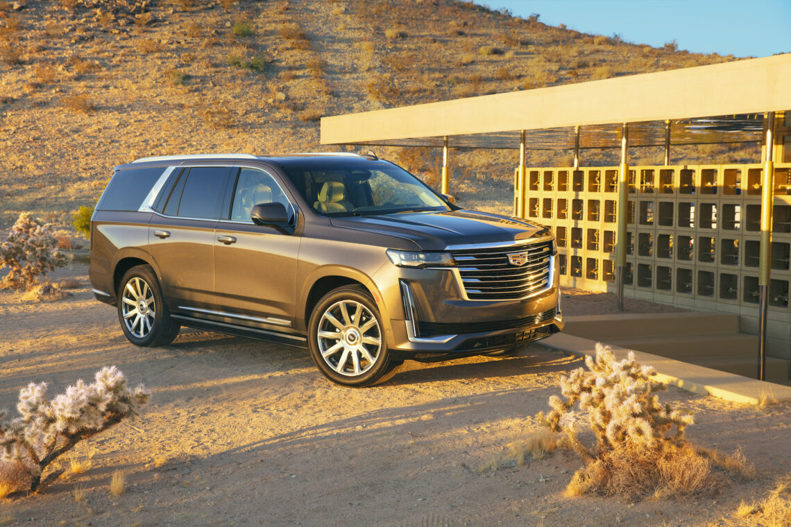 Der neue Cadillac Escalade: Jetzt mit Kino-Feeling