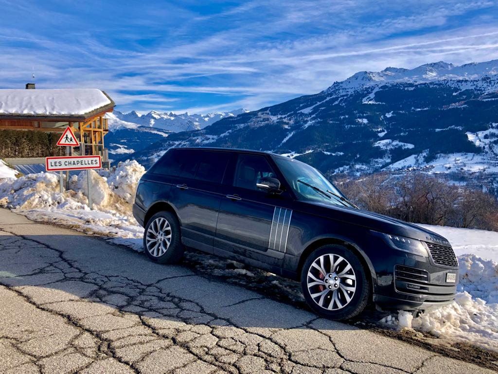 Range Rover 5.0 V8 Kompressor SV Autobiography – License to chill