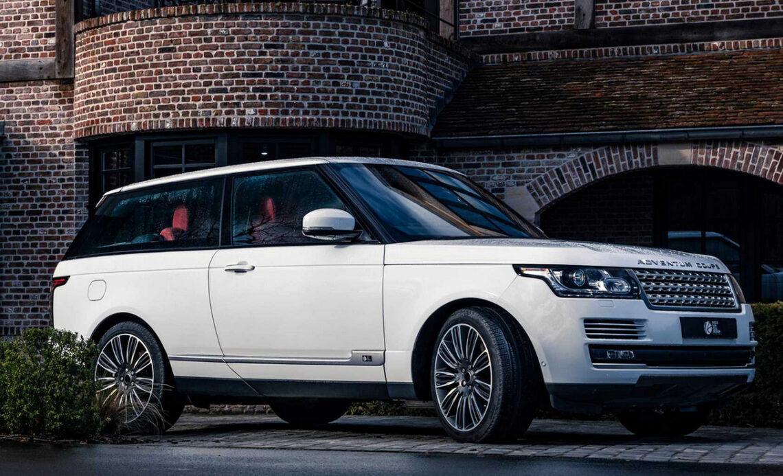 Kein Range Rover – ein Adventum SUV Coupé