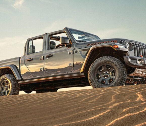 Jeep Gladiator Mojave 4