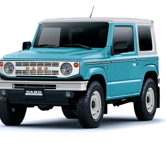 Suzuki Jimny Body Kit Bronco
