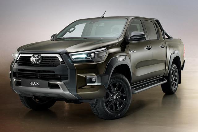 Der neue Toyota Hilux – Stärker, robuster und komfortabler
