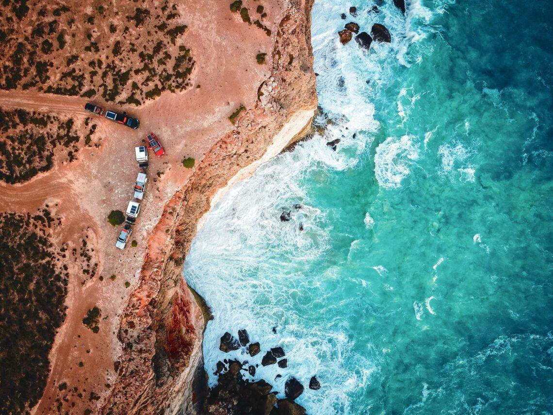 Die grosse Bucht von Australien – eine Einladung ins Ungewisse