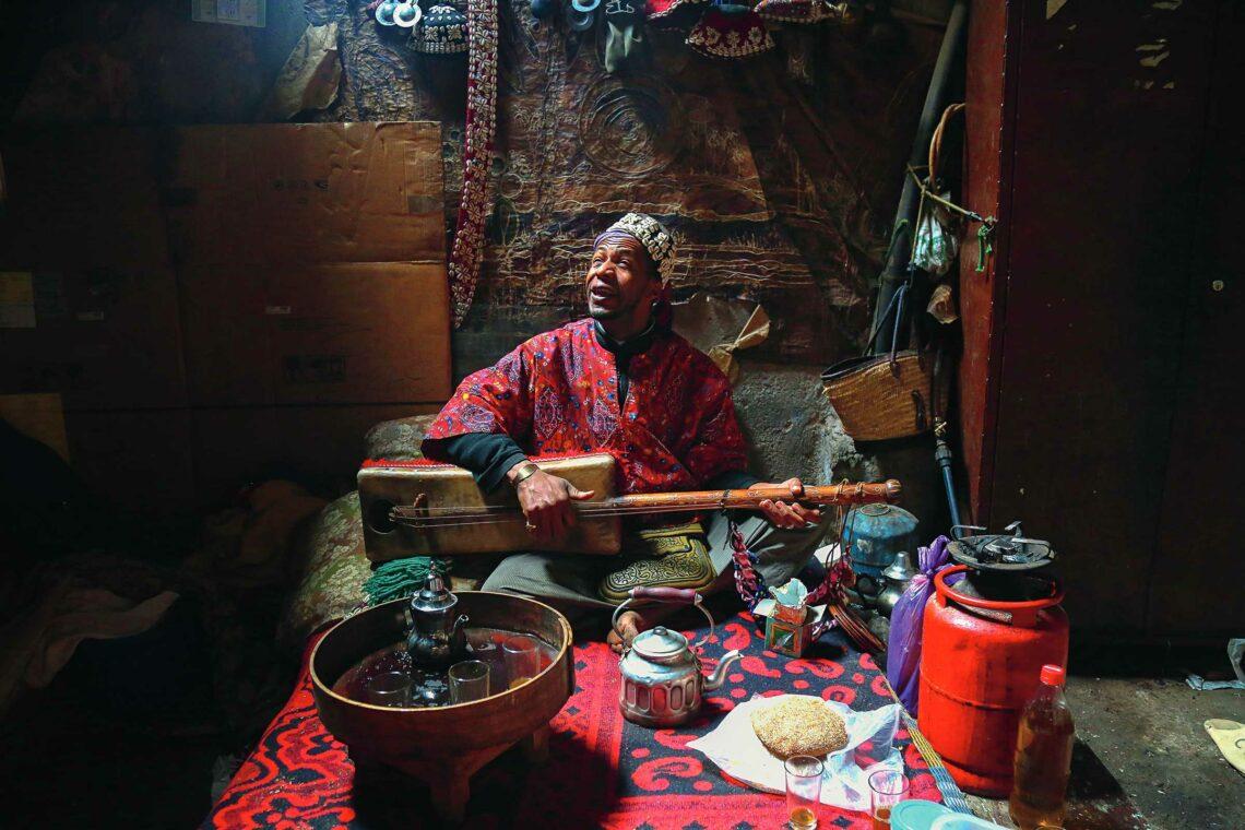 Fotografieren von Menschen fremder Kulturen