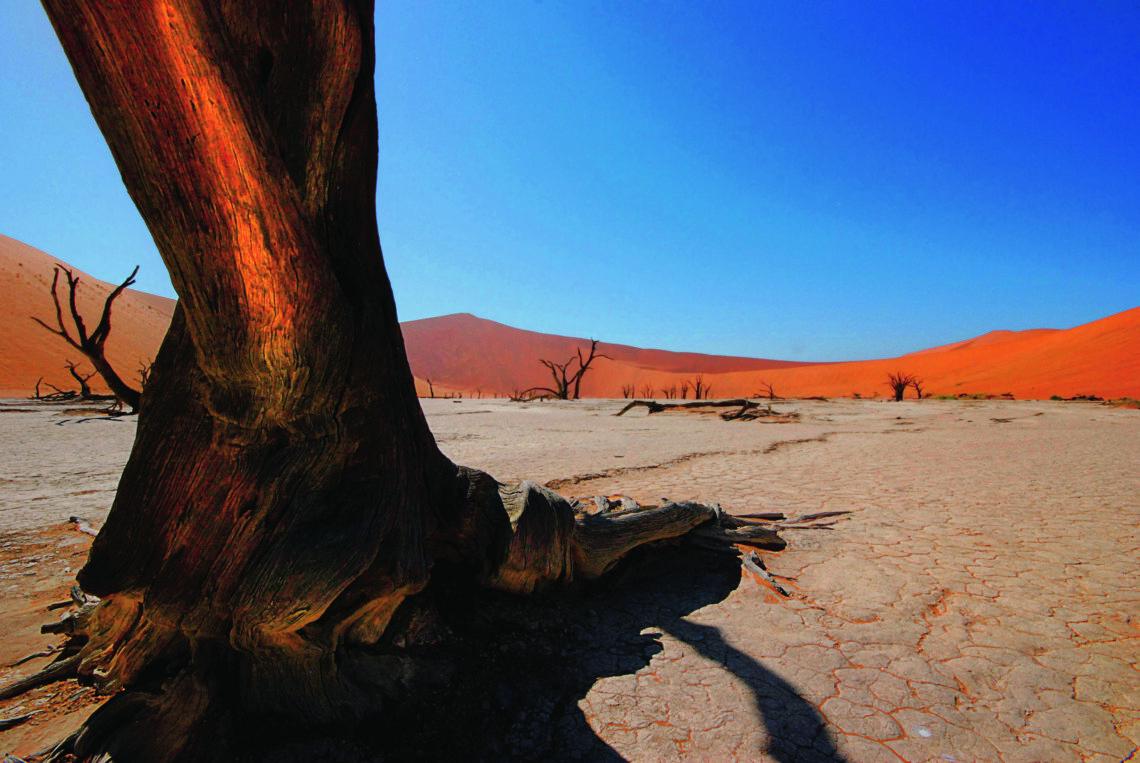 Namibia: Ein Land voller Farben und Kontraste