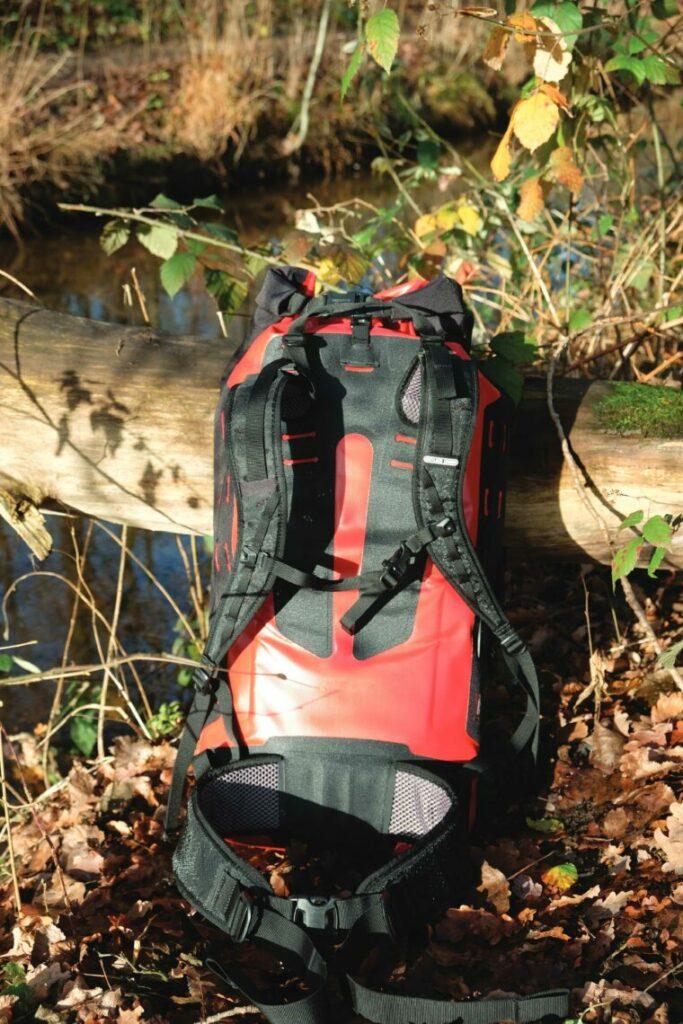 Gear-Pack Rucksack von Ortlieb