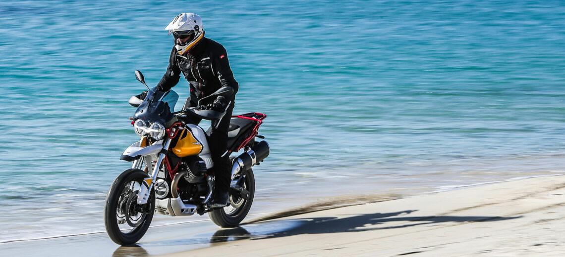 Moto Guzzi V85 TT, das ultimative Abenteuer-Motorrad