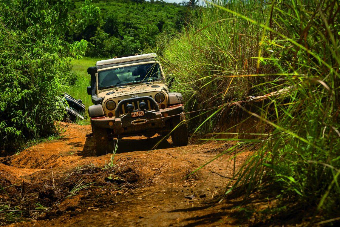 Der Kongo – im tiefsten, dunkelsten Afrika