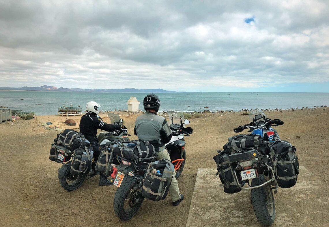 Mosko Moto Backcountry Pannier Kit und Duffle