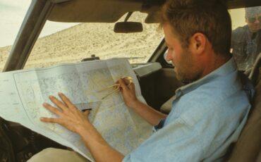 Land Roving 1997 – Mit Amadeus Matzker im Land Rover durch Nordafrika 2