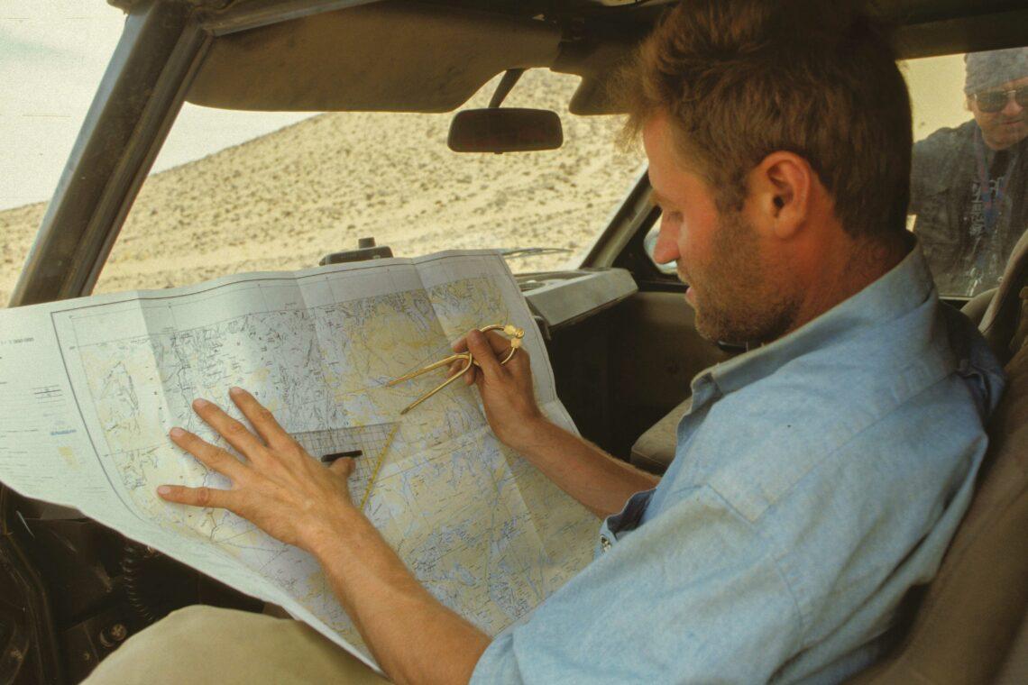 Land Roving 1997 – Mit Amadeus Matzker im Land Rover durch Nordafrika