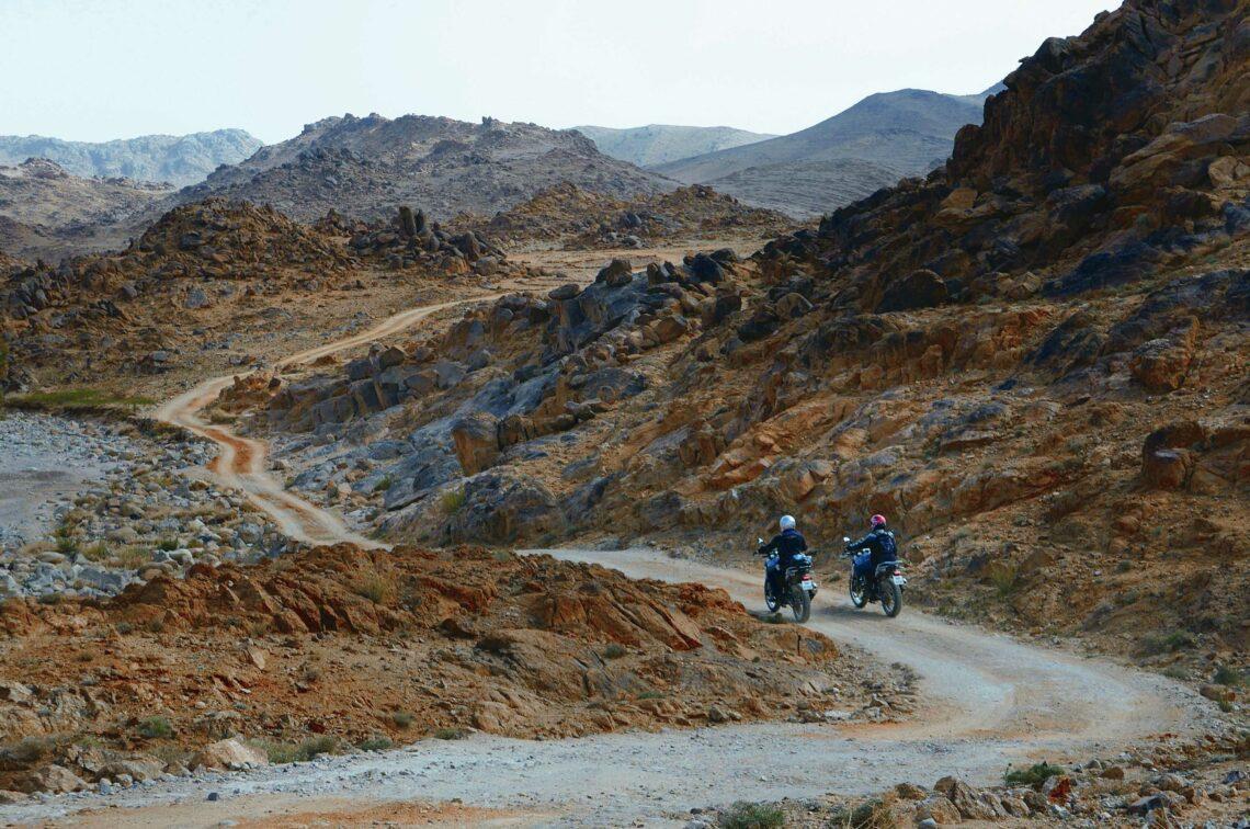 Marokko – wo die Berge auf die Wüste treffen