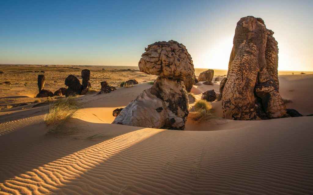 Ein Bild, das Natur, Bett, Rock, Sand enthält.  Automatisch generierte Beschreibung