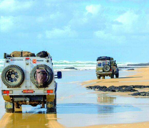 Verloren auf Fraser Island, dem Paradies der Aborigines 22