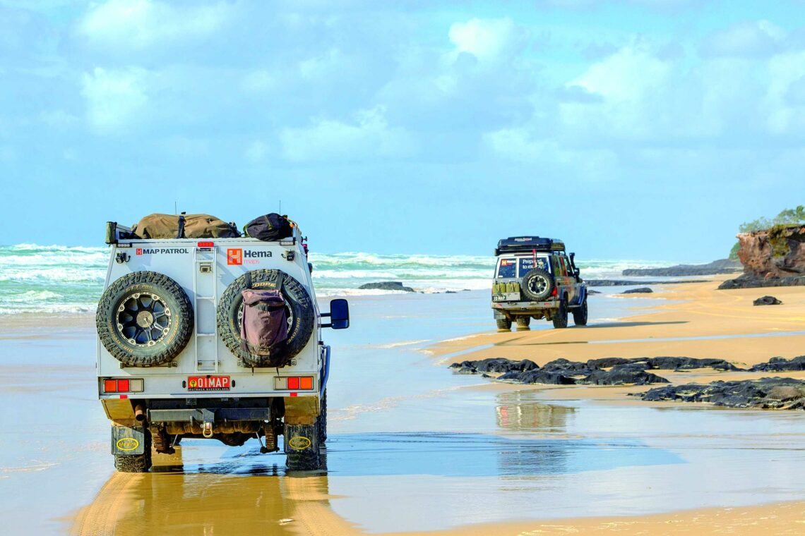 Fraser Island: Lost in Paradise