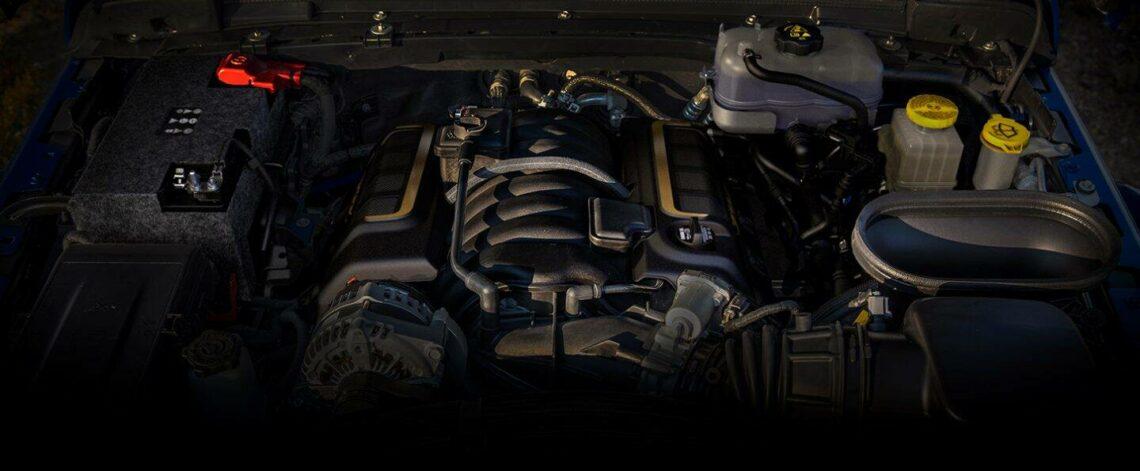 Der stärkste Serien-Wrangler aller Zeiten: Jeep Rubicon 392 V8