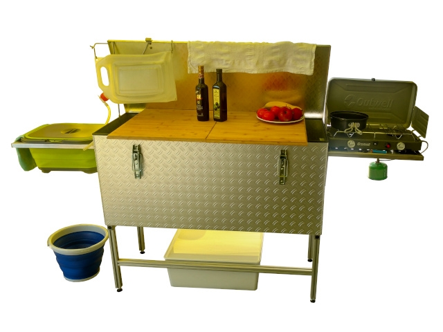 Outdoor Küchen-Box Komplettset
