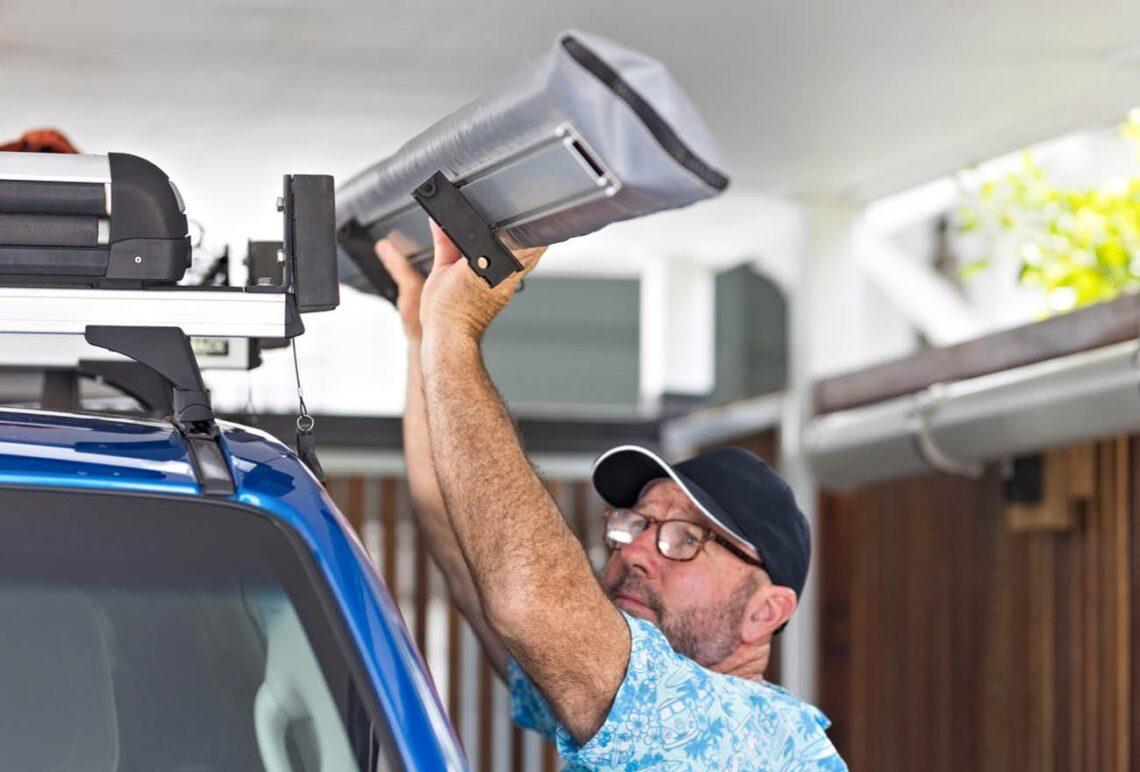 RacksBrax HD-Kupplung für Markise-Schnellmontage