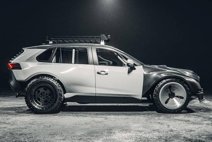 Toyota RAV4 extrem QUIRKY