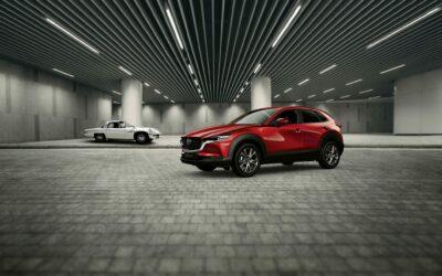 90 Jahre Mazda Avantgarde: Der Stoff, aus dem die Zukunft kommt