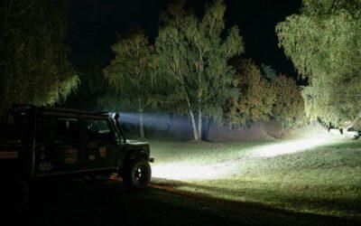 Vielseitig bei Tag und Nacht: Die neuen LED Arbeits – und Zusatzscheinwerfer von Osram