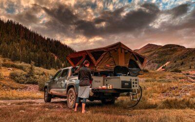 VenturePack® Camper von Talus Expedition Gear