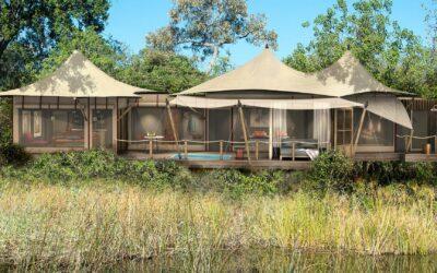 DumaTau Camp Botswana by Wilderness Safaris