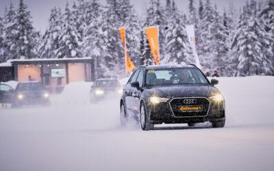 Mit deutscher Reifen-Ingenieurskunst sicher durch den Winter