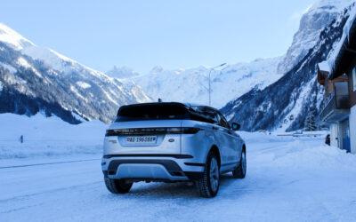 Fahrbericht Range Rover Evoque Hybrid