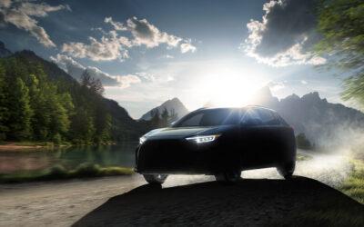Der erste eSUV von Subaru heisst SOLTERRA