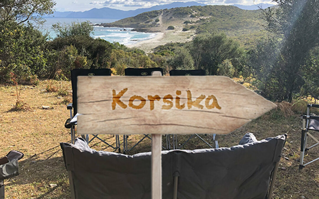 Korsika 4×4 SUV-, Van- oder Offroader-Reise mit Gränzelos
