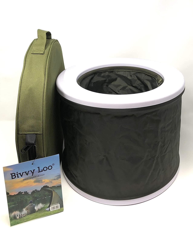 Camping Toilette Bivvy Loo